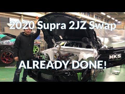 TheBestReplica: 2020 Toyota Supra (FOR SALE)