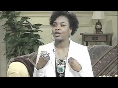 Marilyn Wright Goes To TBN!