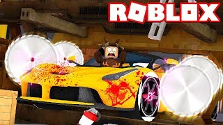 CAN YOU SURVIVE THE CRUSHER IN ROBLOX? (Roblox Car Crushers)