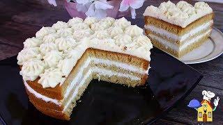 СМЕТАННИК Обалденный торт! Очень простой и вкусный!