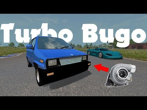 Turbo Tuned Bugo - (Automation + BeamNG)