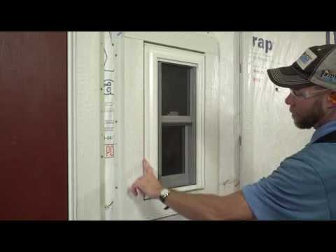 Diamond Kote® Board and Batten with Vertical Siding Installation | Built on  LP® SmartSide®