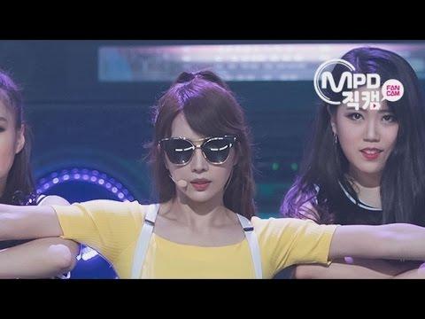 [Fancam] Lee Soo Min of C.I.V.A-WHY KPOP FANCAMㅣM COUNTDOWN 160707 EP.115