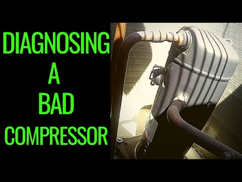 How to Diagnose a Bad Compressor on your Air Conditioner
