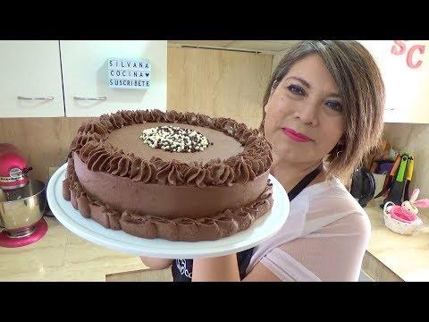 PASTEL 3 LECHES CHOCOLATE EL MEJOR! / Silvana Cocina ❤