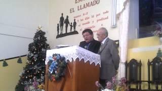 Gracia Admirable - Pastor José Colchado y Hno. Hildebrando Escobar