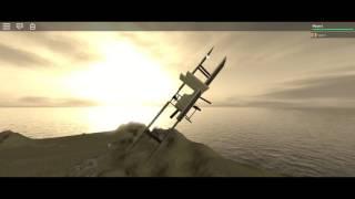 ROBLOX Flugzeugphysik: WWI Fighter