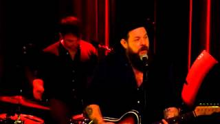Nathaniel Rateliff & The Night Sweats - Thank You -- Live At AB Brussel 13-10-2015