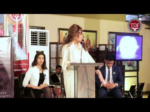 Tehmina Durrani Talks on Edhi Philosophy