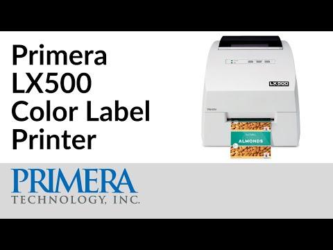 Primera LX500 Label Printer