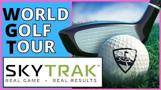 World Golf Tour: SkyTrak Golf Simulator Review screenshot 4