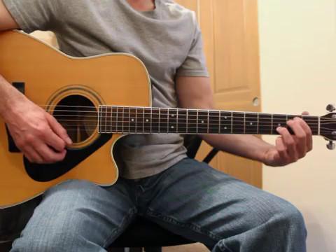 God Made A Woman - Jerrod Niemann - Guitar Lesson