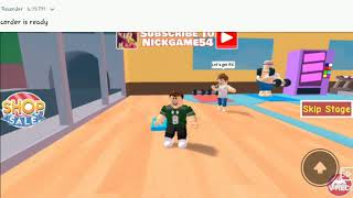 ESCAPE THE EVIL GYM OBBY !!! (Roblox)