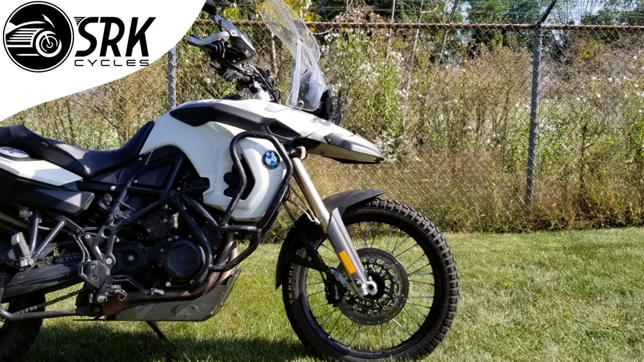 Is the F800GS better than the R1200GS?