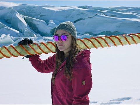 Fjällräven - Meet Karina Graeter, Glaciologist