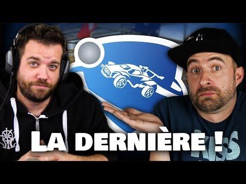 CECI EST LA DERNIÈRE VIDEO ROCKET LEAGUE thumbnail