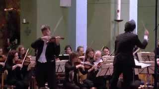Volkhard Steude, Felix Mendelssohn Bartholdy Violinkonzert e moll op. 64