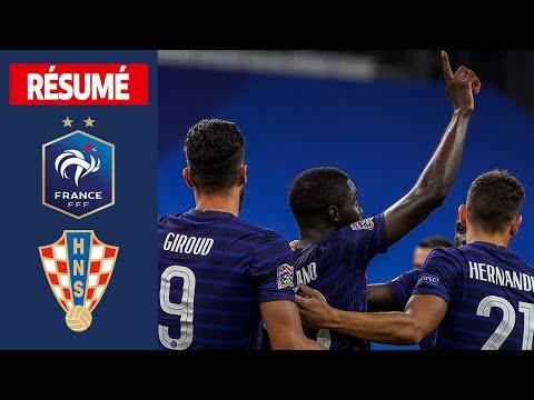 France 4-2 Croatie, le résumé I FFF 2020