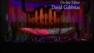 Coro del tabernáculo Mormón - CONCIERTO COMPLETO