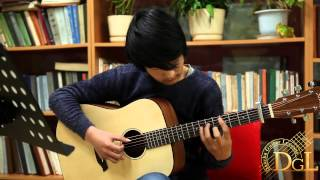 Anhaa - Tears In Heaven (Guitar Cover)