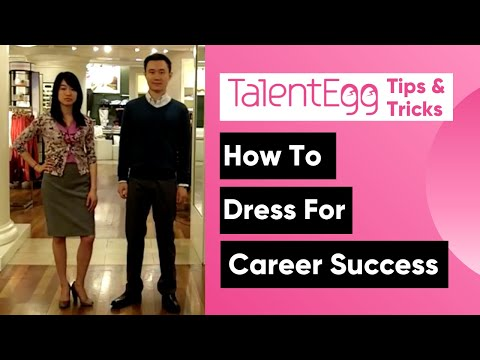 How To Dress For Career Success: Tips From Image Expert Erin Miller