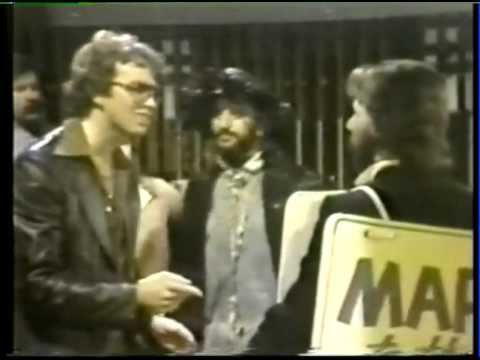 """Ringo"", a Ringo Starr US-TV special, aired April 26, 1978"