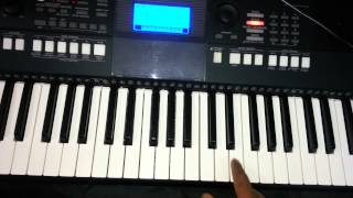 Pehla nasha Pehla Khumar - jo jeeta wohi sikandar - piano tutorial