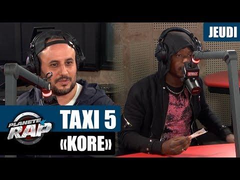 "Planète Rap - Taxi 5 ""Kore & Ninho"" #Jeudi"