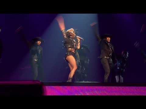 Lady Gaga - Poker Face Live - Joanne World Tour Dallas Texas December 08 2017