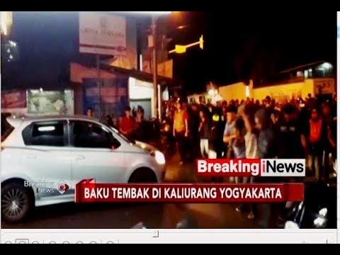 Baku Tembak di Kaliurang, 1 Orang Terlihat Tergeletak - Breaking iNews 14/07