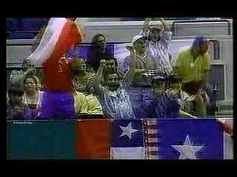 Marcelo Rios vs Jim Courier Singapour 1998