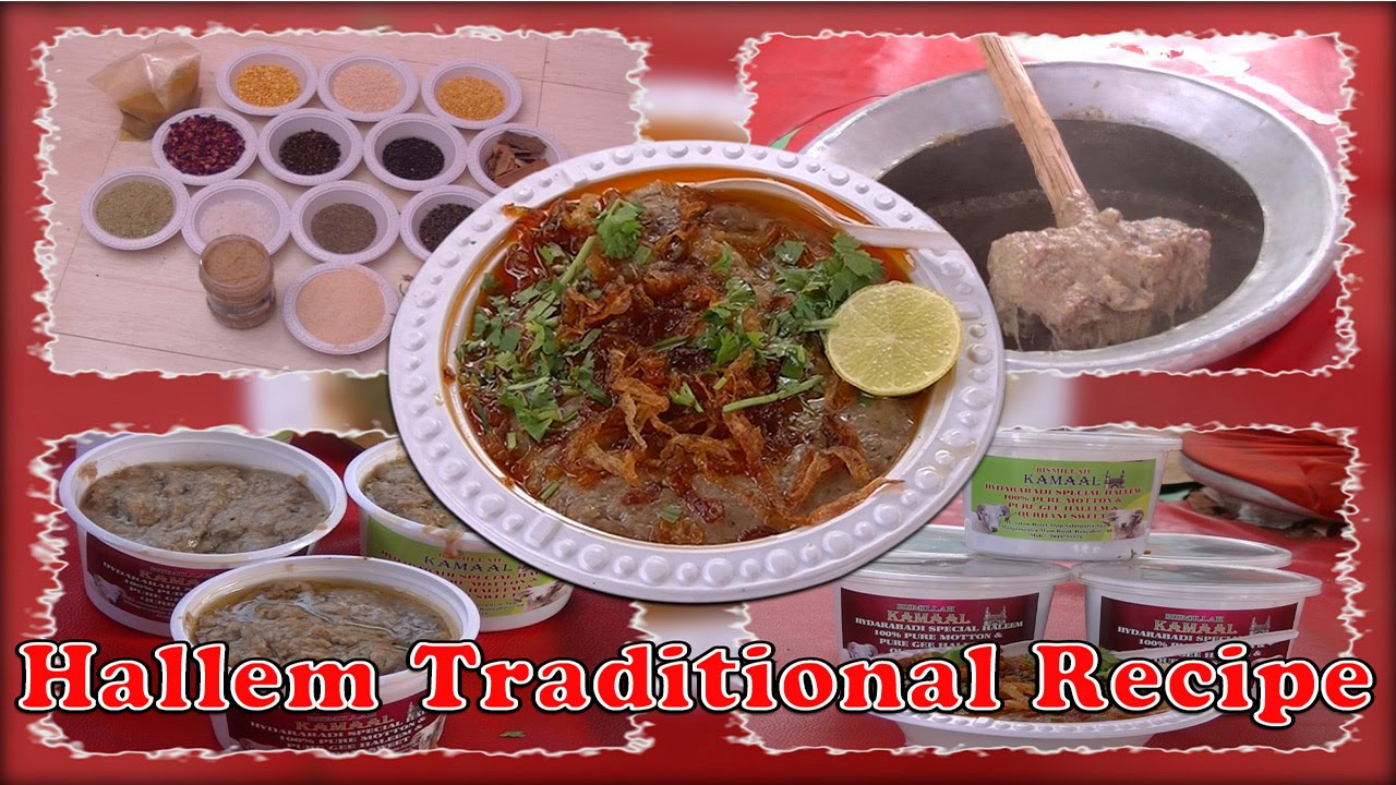 How to Make Traditional Haleem