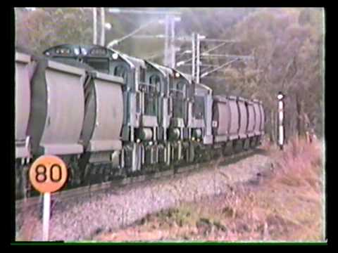 Queensland coal trains Part 1.mp4