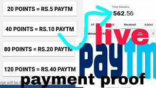 How to real payment proof|| 30 rupees and in new apps review