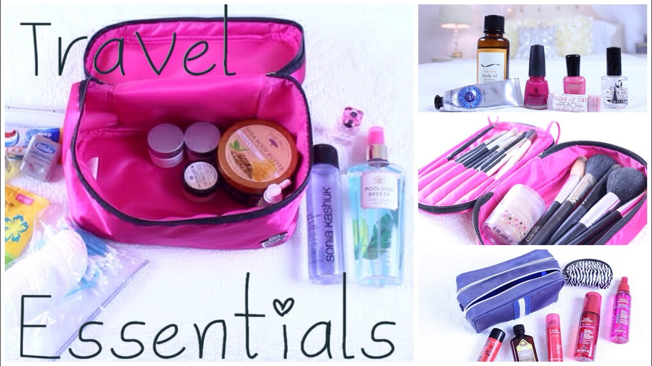 how to pack makeup for carry on