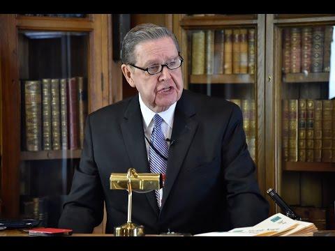 FULL ADDRESS: Elder Jeffrey R. Holland Addresses Religious Persecution Conference at Windsor Castle