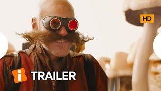 Sonic - O Filme   Trailer Dublado
