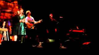 "Amos Lee & The Secret Sisters ""Clear Blue Eyes"""
