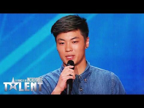 Michael Lee - France's Got Talent 2016 - Week 2