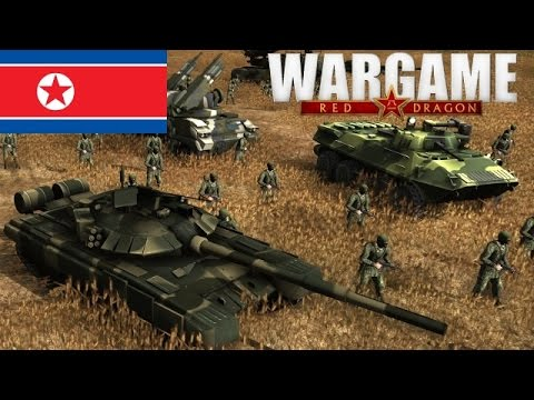 Wargame Red Dragon - North Korea almost lost - YouTube