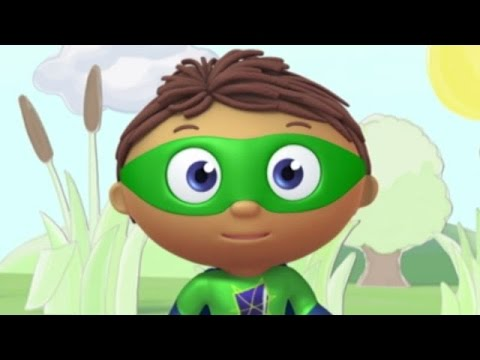 Super WHY!  ✳️ Ugly Duckling + Elves & Shoemaker ✳️ 1 HOUR Compilation | Cartoons for Children