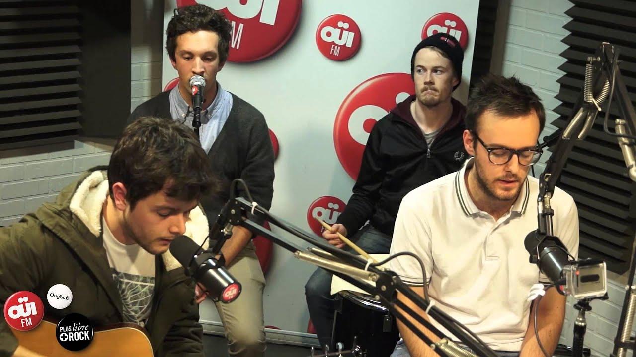 We Are Match Violet Session Acoustique OÜI FM