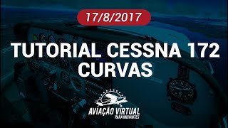 TUTORIAL CESSNA 172 — CURVAS