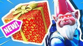 Fortnite CHRISTMAS ONLY Challenge! (Fortnite Presents)