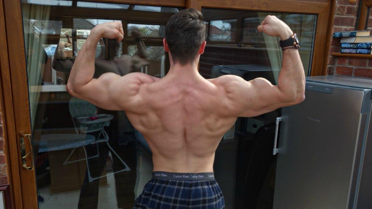 Brandon Harding Workout Split Hardbody Shredding Ep 19