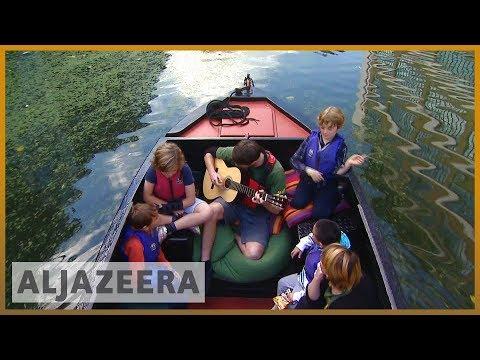 🇬🇧 Seeking to revive ancient transport network in the UK   Al Jazeera English