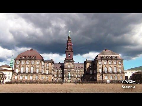 เที่ยวเดนมาร์ก เมืองโคเปนเฮเกน Copenhagen ตอนที่ 3 จบ Christiansborg palace