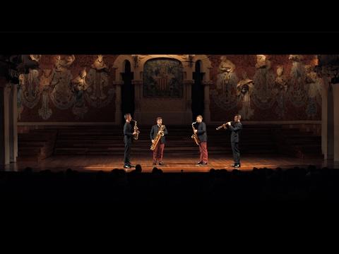 [SUMMARY] Kebyart Ensemble @ Palau de la Música Catalana