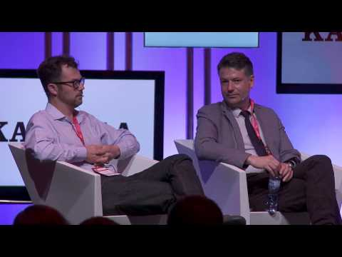 Insights from London Tech VC scene: How to attract an investor - Digitalk 2016