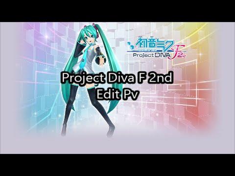 Hatsune Miku Project Diva F 2nd Edit (0-Week-Old)
